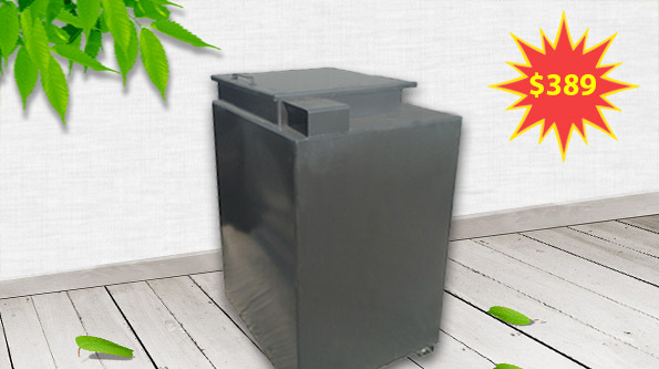 Oil container